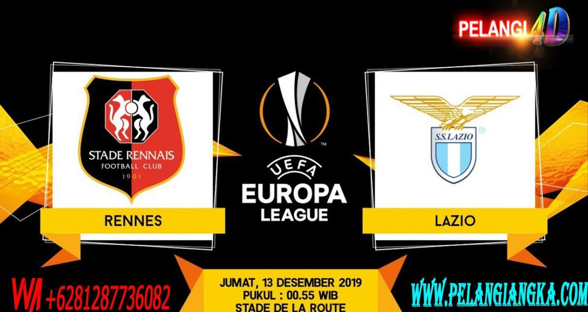 Prediksi Rennes Vs Lazio 13 Desember 2019 Pukul 00.55 WIB