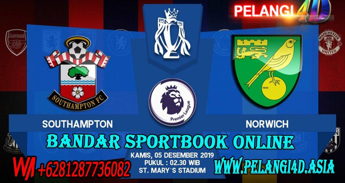 Prediksi Bola Southampton vs Norwich | 05 Desember 2019
