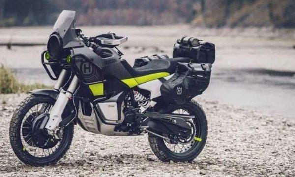 Motor Adventure Terbaru Husqvarna Mulai Diproduksi
