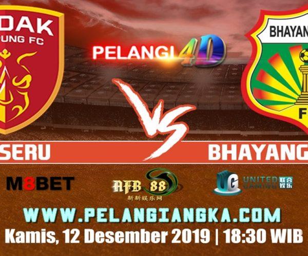 Prediksi Badak Lampung vs Bhayangkara FC, 12 Desember 2019