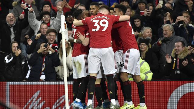 Manchester United Pertahankan Keangkeran Old Trafford