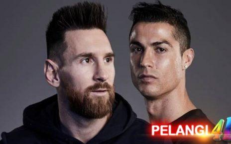 Messi: Persaingan Saya dengan Ronaldo Akan Dikenang Selamanya
