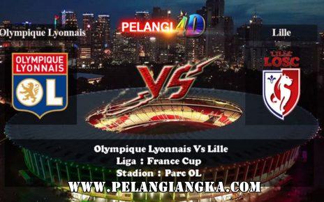 Prediksi Bola Lyon vs Lille 22 Januari 2020