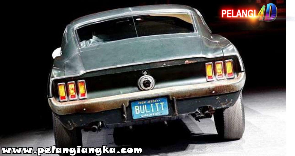 Ford Mustang GT 1968 Karatan Ini Terjual Rp 46 Miliar