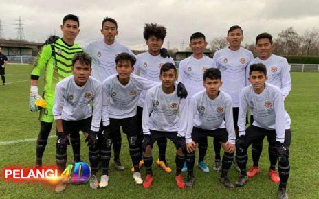 Garuda Select Takluk 1-2 dari Juventus U-17