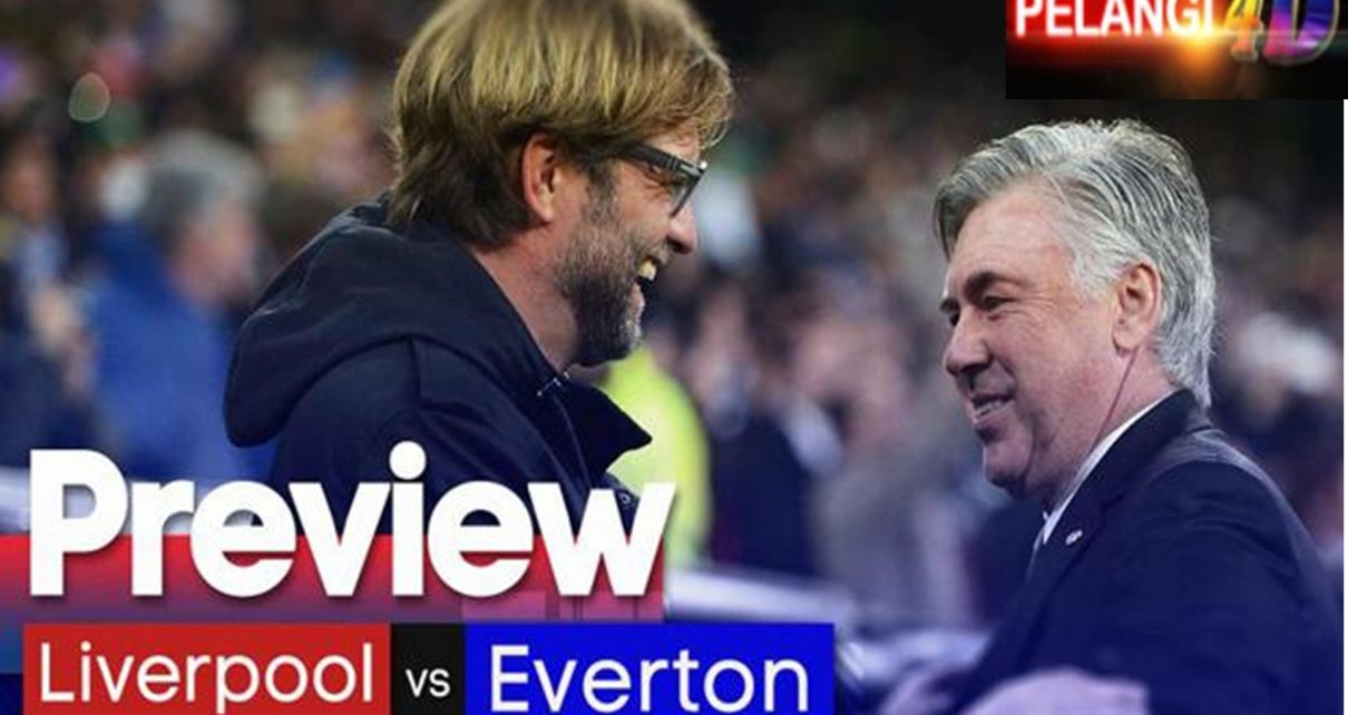 Preview Liverpool vs Everton: Kutukan Bayangi Si Merah
