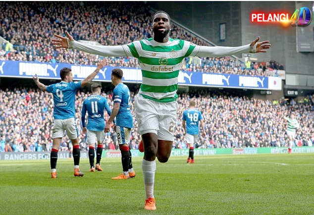 Mesin Gol Baru dari Skotlandia, Odsonne Edouard !