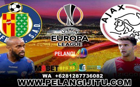 Prediksi Getafe vs Ajax 21 Februari 2020