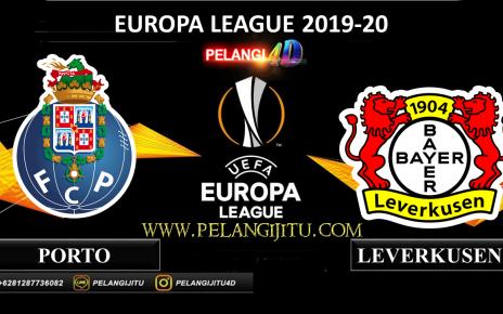 PREDIKSI FC PORTO VS BAYER LEVERKUSEN 28 FEBRUARI 2020 : Ambisi Lolos Ke Babak 16 Besar