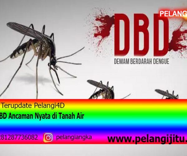 Virus DBD Ancaman Nyata di Tanah Air