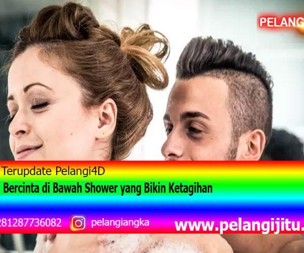 7 Posisi Bercinta di Bawah Shower yang Bikin Ketagihan