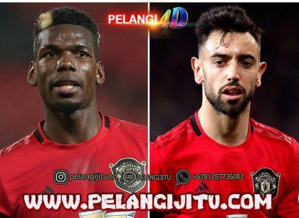 Menanti Duet Anyar Pogba - Fernandes Di Premier League