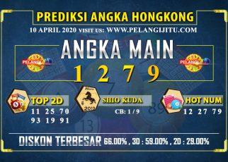PREDIKSI TOGEL HONGKONG POOLS 10 APRIL 2020