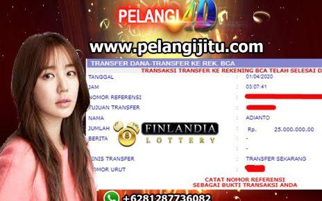 JACKPOT TOGEL FINLANDIA DI Pelangi4D
