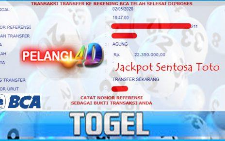 Member Jackpot Togel Sentosa Toto