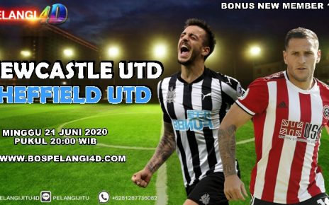 Prediksi Newcastle United Vs Sheffield United 21 Juni 2020