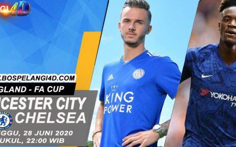 Prediksi Piala FA: Leicester City vs Chelsea