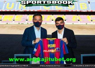 Barcelona Resmikan Transfer Pedri dari Las Palmas
