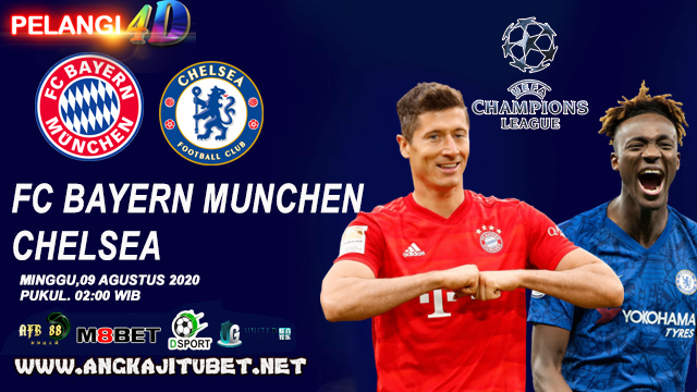 Prediksi Pertandingan FC Bayern Munchen Vs Chelsea