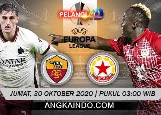 Prediksi Bola Roma Vs PFC CSKA-Sofia 30 Oktober 2020