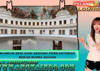 museum seni dari gedung perkantoran bekas bursa saham