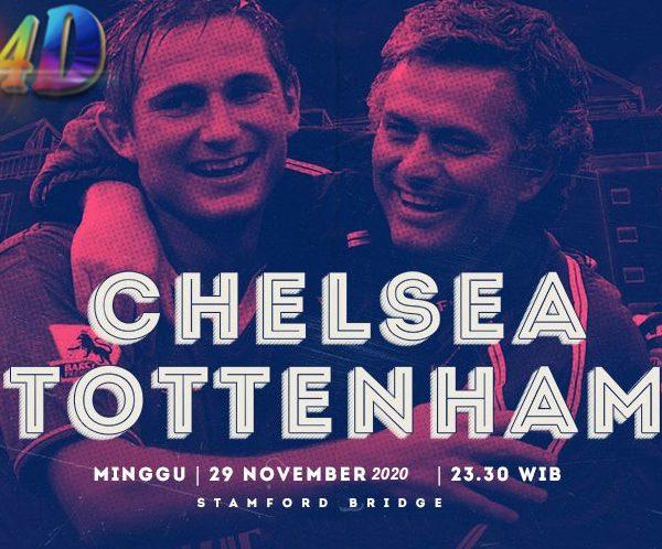 4 Alasan Tottenham Bisa Permalukan Chelsea