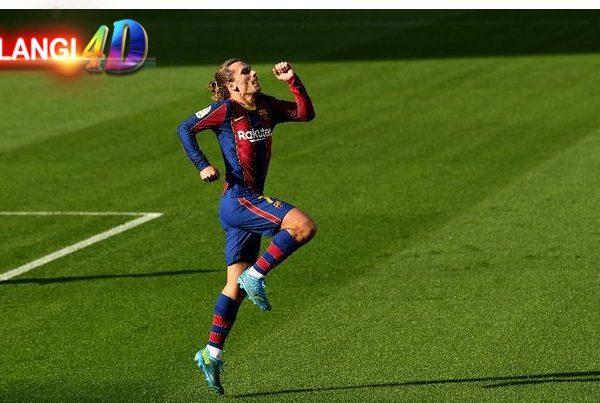 Griezmann Yang Sangat Diinginkan Barcelona