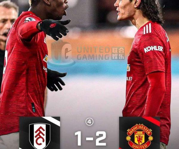 Manchester United Kembali Kepuncak Klasemen Liga Inggris