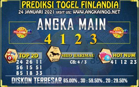 PREDIKSI TOGEL FINLANDIA LOTTERY 24 JANUARI 2021
