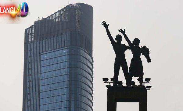 Empat Patung Peninggalan Sukarno Di Jakarta