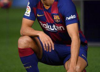 Lord Braithwaite Ogah Tinggalkan Barcelona