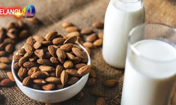 5 Manfaat Susu Almond Untuk Kesehatan Tubuh