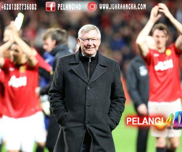 Sir Alex Ferguson Jadi Pelatih Terbaik Sepanjang Masa