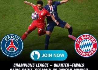 Prediksi Liga Champions PSG Vs Bayern Munchen