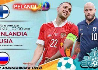 Prediksi Euro 2020 Finlandia vs Rusia