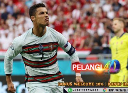 Cetak Rekor ! Cristiano Ronaldo Jadi Pencetak Gol Terbanyak Dalam Sejarah Euro